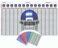 Fantasy Football Draft Kit