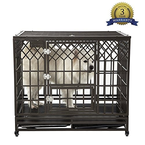 SMONTER Dog Cage