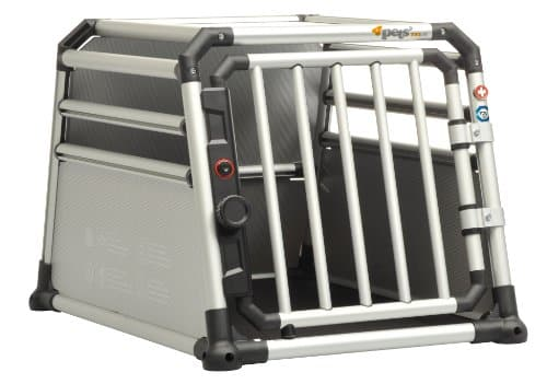 4pets ProLine Crash Tested Dog Crate with Aluminum Frame, Falcon