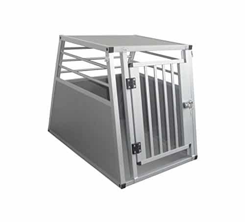 Cool Runners Pro Series Secure Aluminum Dog Crate