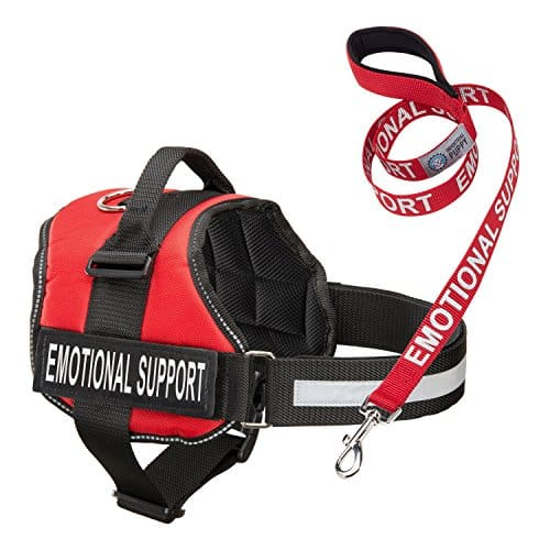 Industrial Puppy Service Dog Vest Harness
