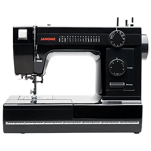 Janome Industrial-Grade Aluminum-Body HD1000 Sewing Machine