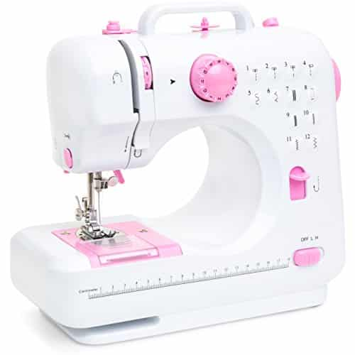 Compact Sewing Crafting Machine by Best Choice Products