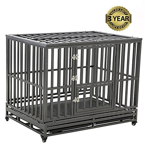 Top 8 Heavy Duty Dog Crates 2019 Reviews Vbestseller
