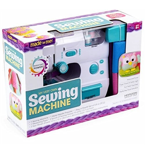 My Very Own Kids Sewing Machine Kit by Made by Me