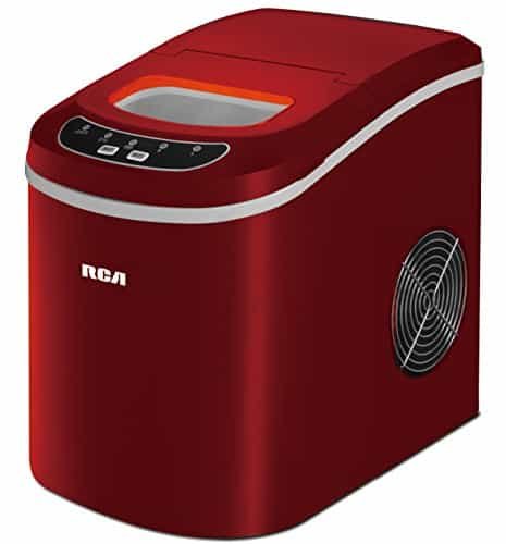 Compact Ice Maker by RCA