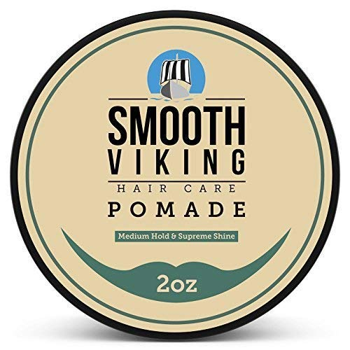 Smooth Viking Hair Pomade