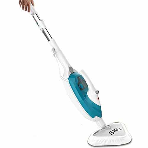 SKG 1500W Powerful Non-Chemical 212F Hot Steam Mops & Carpet and Floor Cleaning Machines