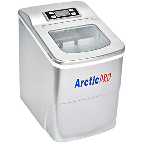 Portable Digital Ice Maker Machine by Arctic-Pro