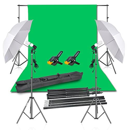 Emart Photography Backdrop Set
