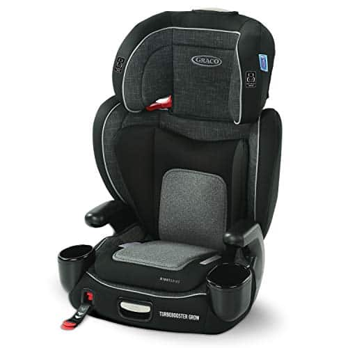 Graco TurboBooster Grow High Back Booster Seat