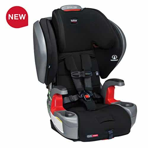 Britax Grow with You ClickTight Plus Booster Seat