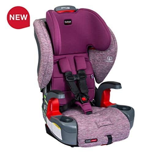 Britax Grow with You ClickTight Harness Booster Car Seat