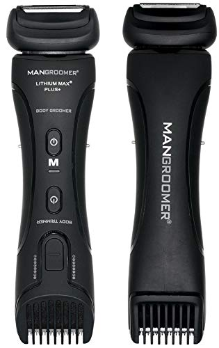 MANGROOMER - Lithium Max Plus+ Body Groomer