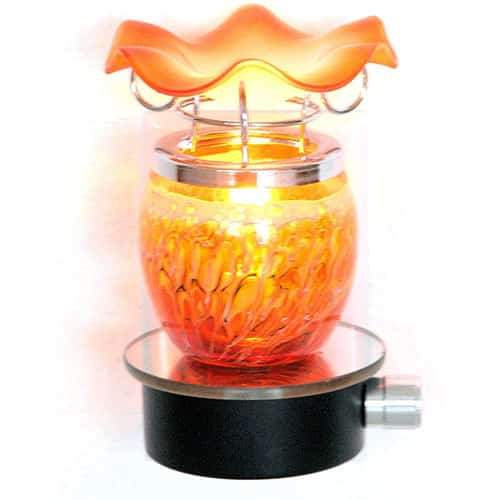 Electric Oil Warmer Burner Tart Plug-in Diffuser by Aroma Lamps