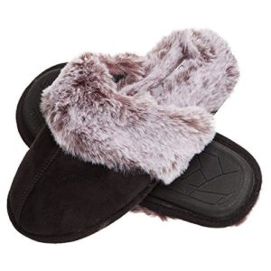 Slippers With Memory Foam