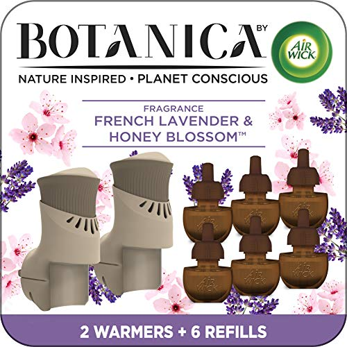 Botanica Plug-in Scented Oil Starter Kit by Air Wick
