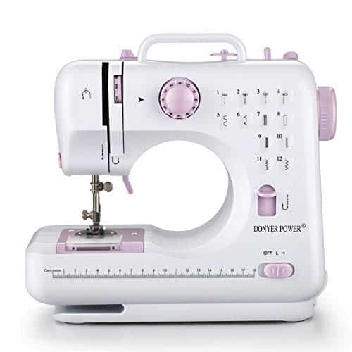 DONYER POWER Electric Sewing Machine for Kids and Beginners