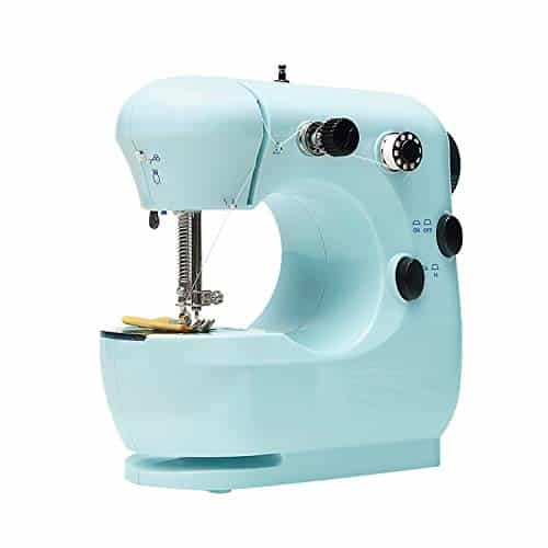 Qualable Mini Portable Multifunctional Household Sewing Machine